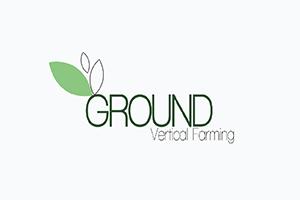 Ground vertical farming logo