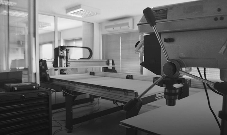 Inside the Berytech Fabrication Laboratory