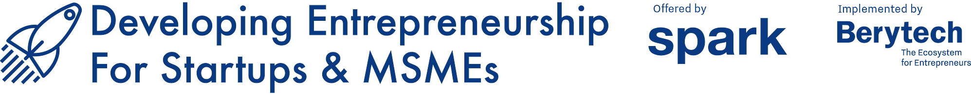 Spark MSME Program logo for web-color