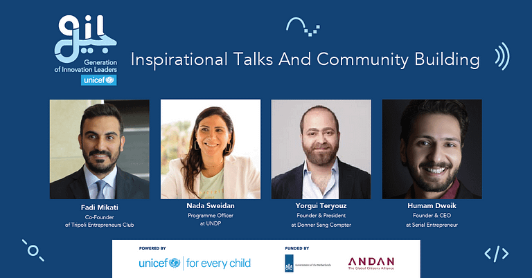 Inspirational Talks and Community Building