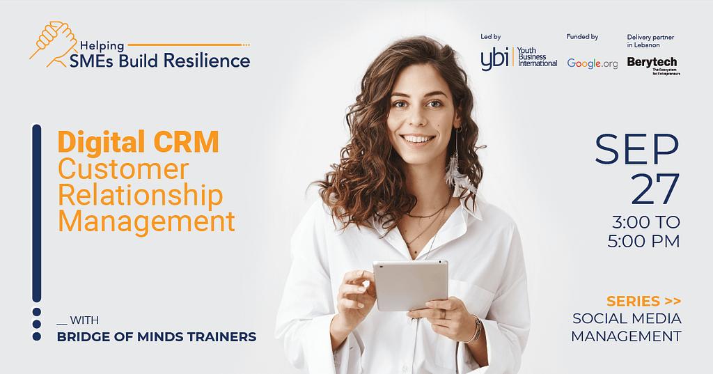 Digital CRM – Customer Relationship Management