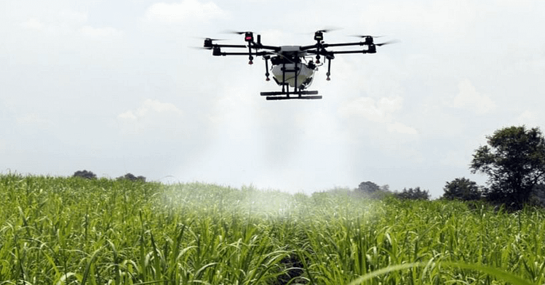 Agrytech Batch IV DRONE AGRICULTRE