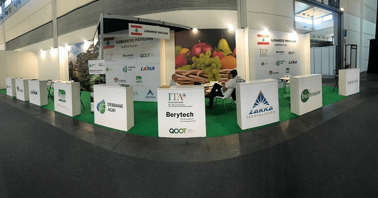 MACFRUT Italy Booths