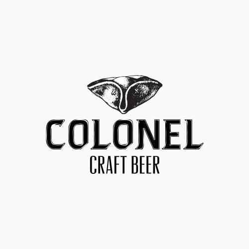 Colonel Beer Logo