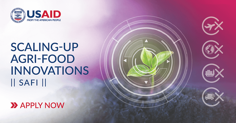 Scaling up Food Innovations -FB