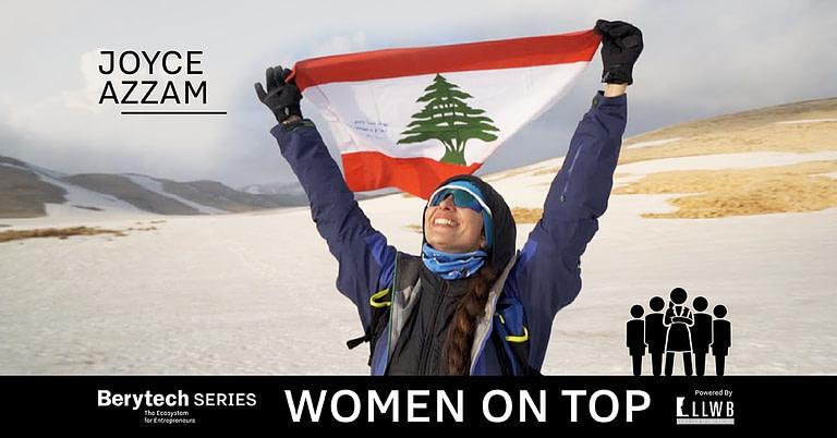 women on top Joyce - Azzam - Linked In