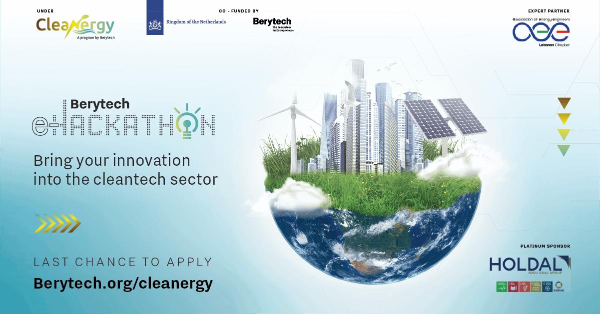 Cleanergy hackathon 2021
