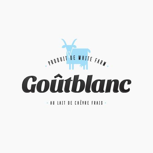 Gout Blanc Logo