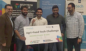 Agri-Food Tech Challenge winner 2