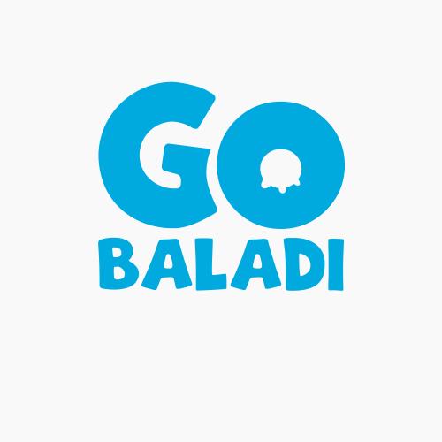 Go Baladi Logo