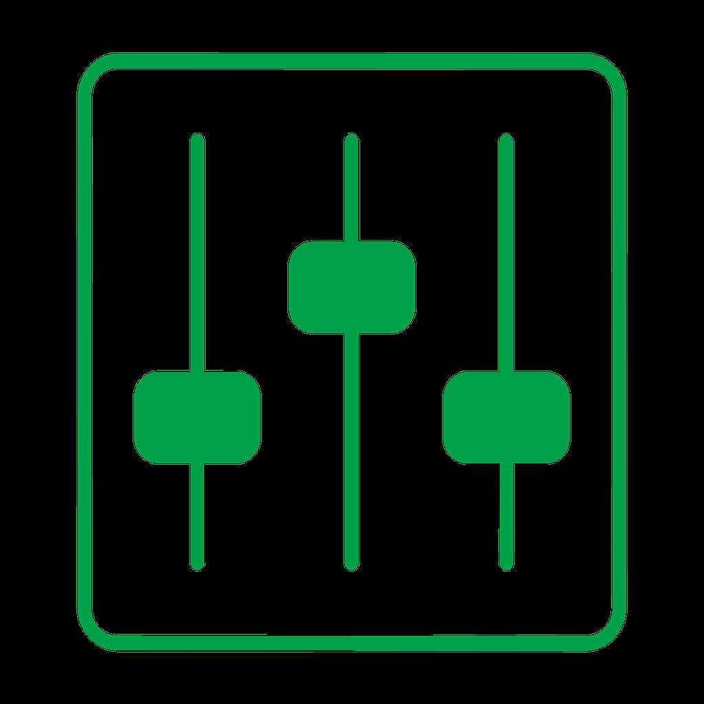 7 programs managed icon