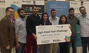 Agri-Food Tech Challenge winner 1