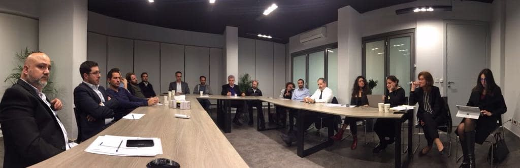 Launch of the VC Association of Lebanon
