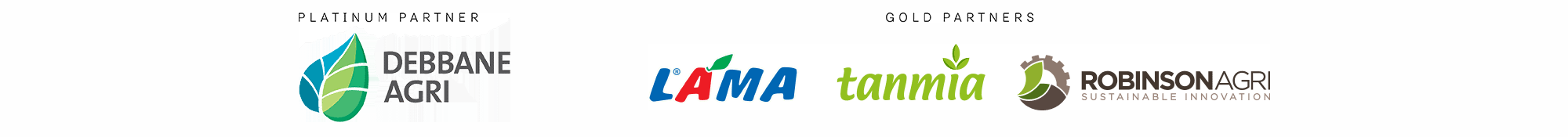 sponsors logo strip