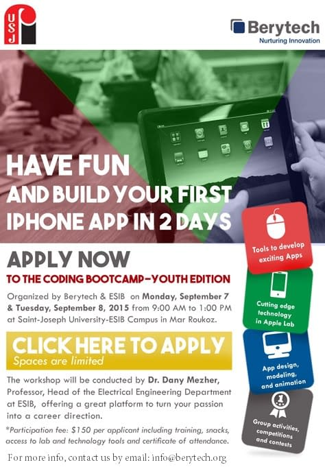 Youth Coding Bootcamp-Vf