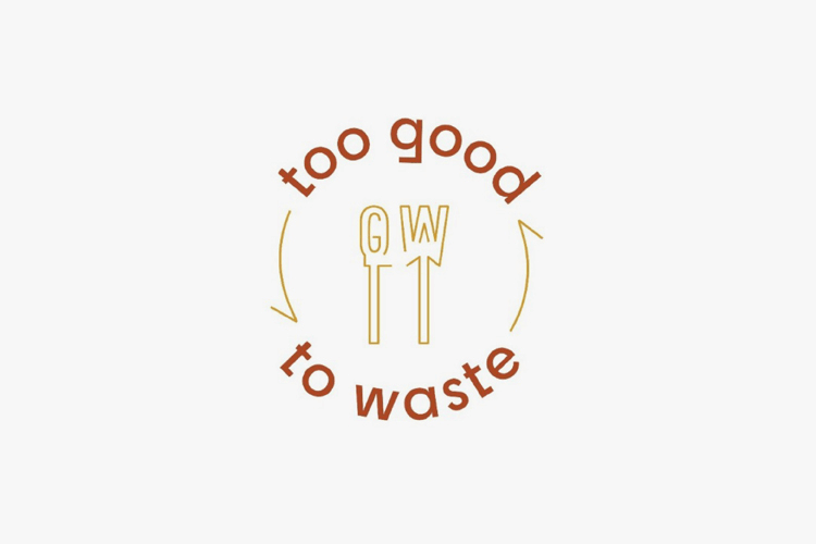 Too Good To Waste logo